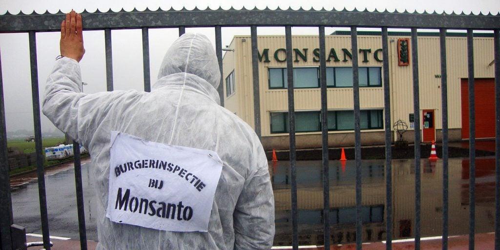 monsanto glyphosate lobby chimique