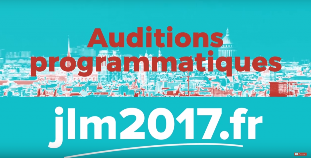 auditions programmatiques