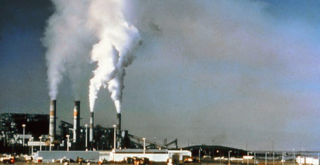 pollution de air