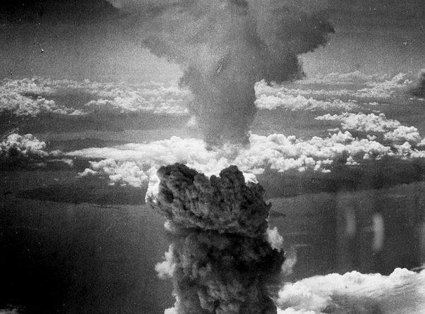 Explosion d'arme nucléaire