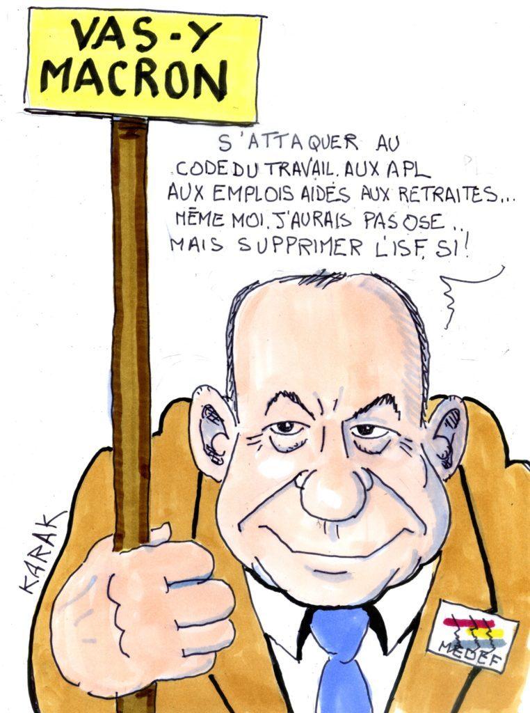 Gattaz :