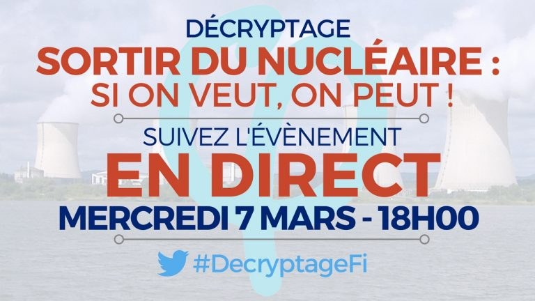 decryptage nucleaire