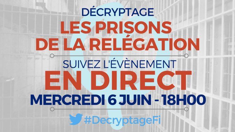 decryptage prison