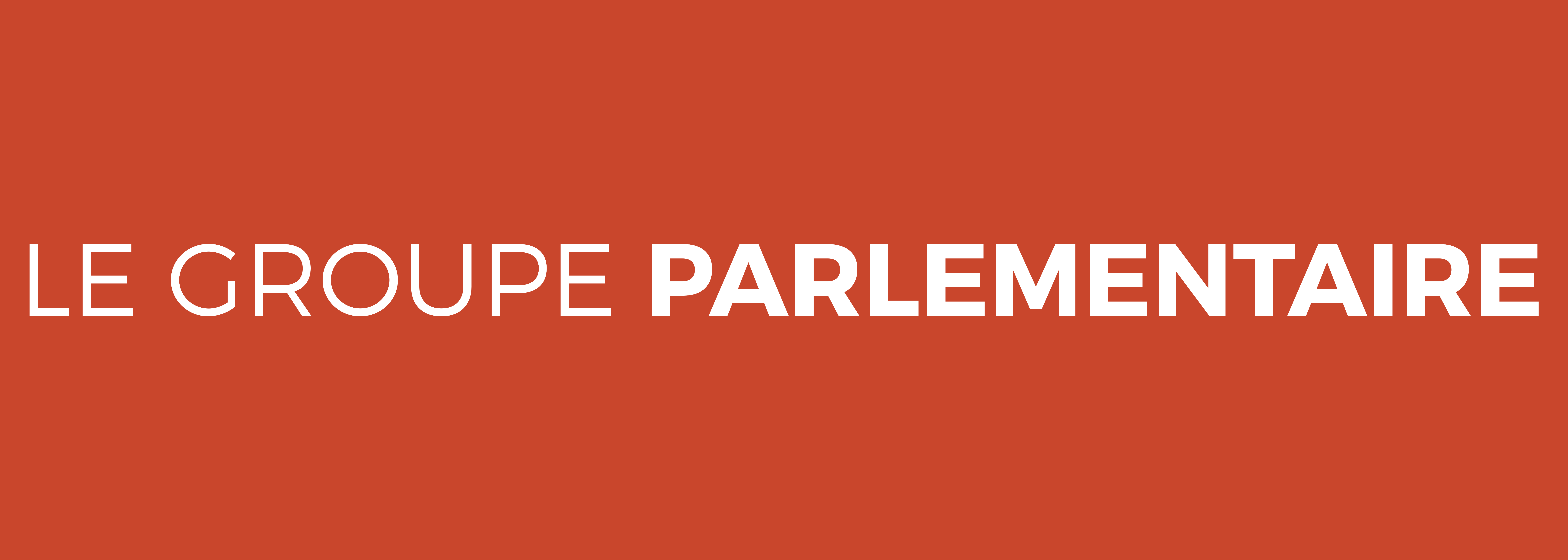 Le groupe parlementaire