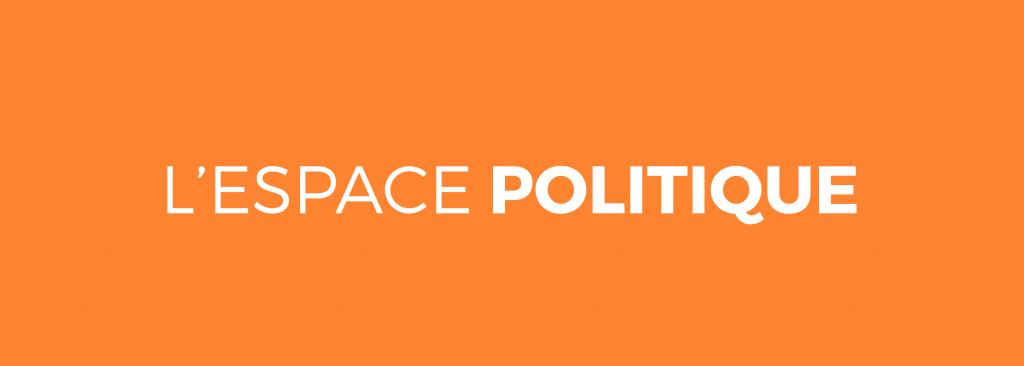 L'espace politique