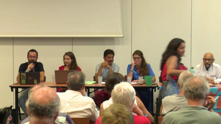conférence sur l'Amérique latine