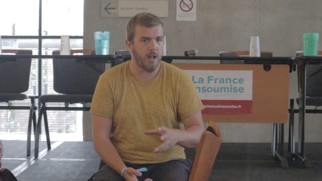 Conférence sur les lieux militants