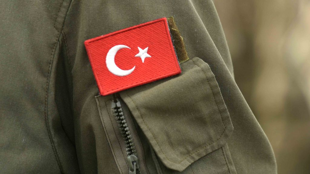 Uniforme armée turque