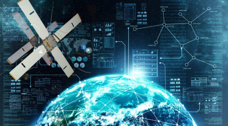 Radar au-dessus de la planète Terre