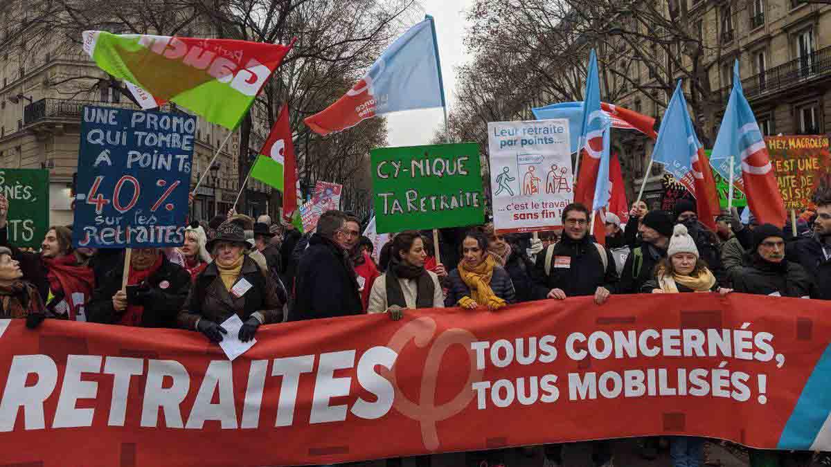 Manifestations 5 décembre 2
