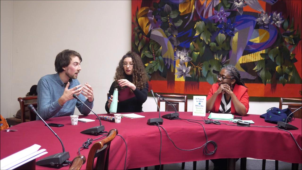audition bifurcation écologique Thea Riofrancos