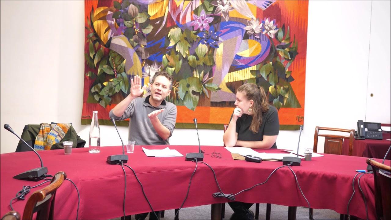 audition bifurcation écologique Éloi Laurent