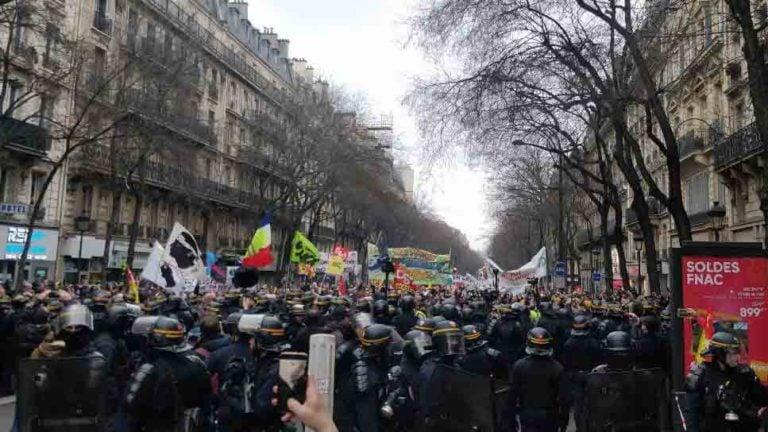 manifestation 9 janvier