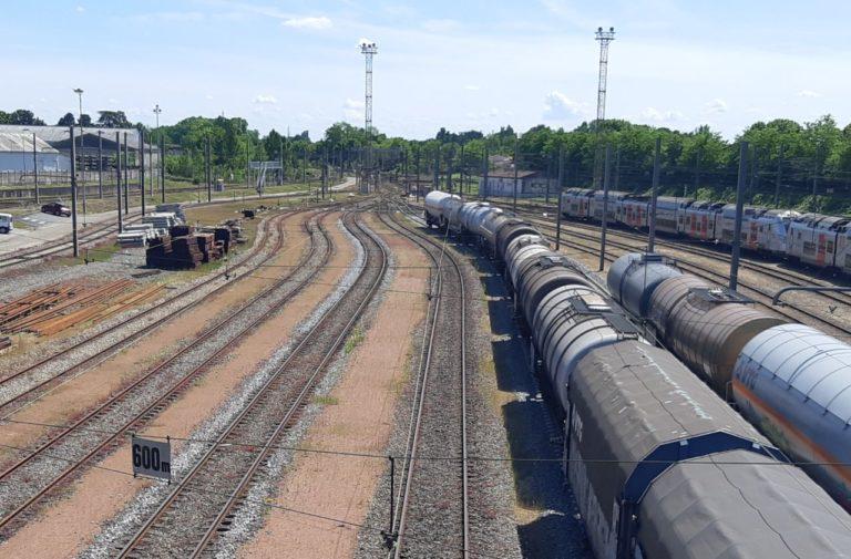 Train - fret