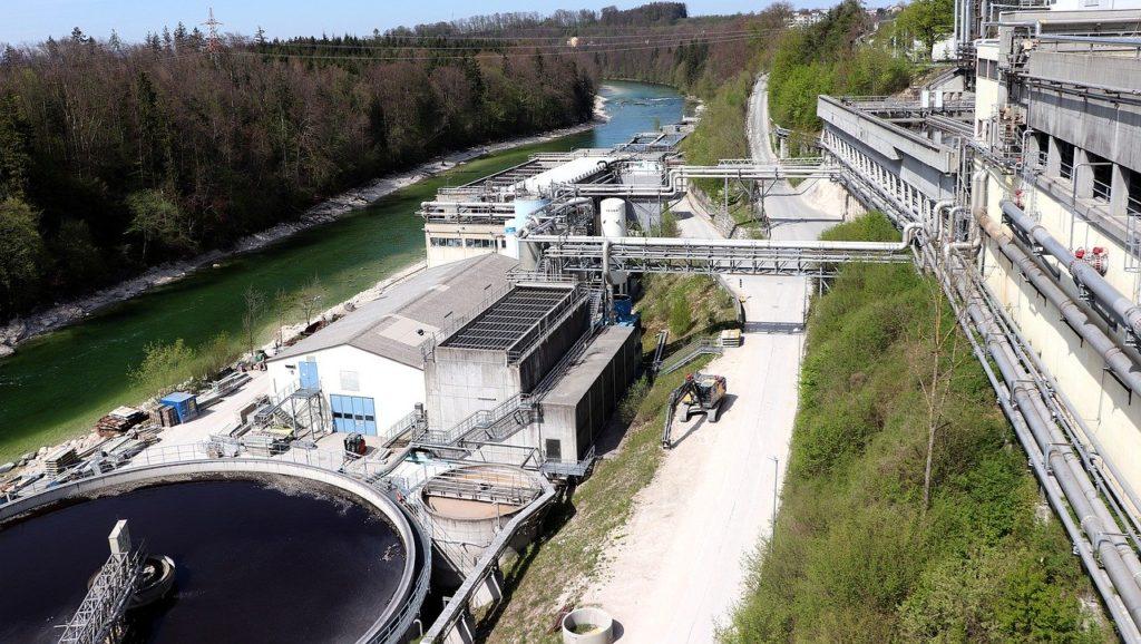 station épuration eau