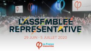 Assemblée représentative 2020