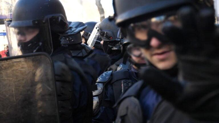 sécurité globale loi police