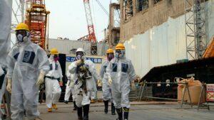 IAEA Experts Fukushima