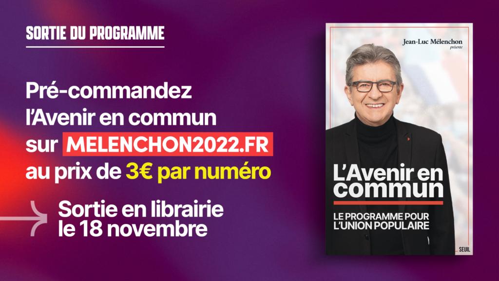 Pré-commandez l'Avenir en commun au prix de 3€ par numéro, sortie en librairie le 18 novembre